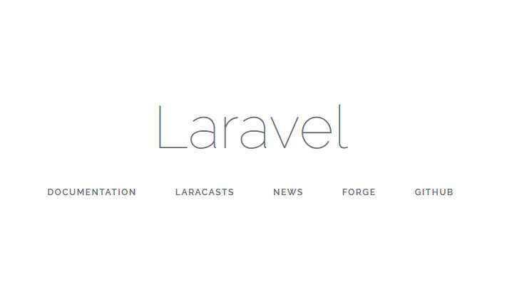 laravel index