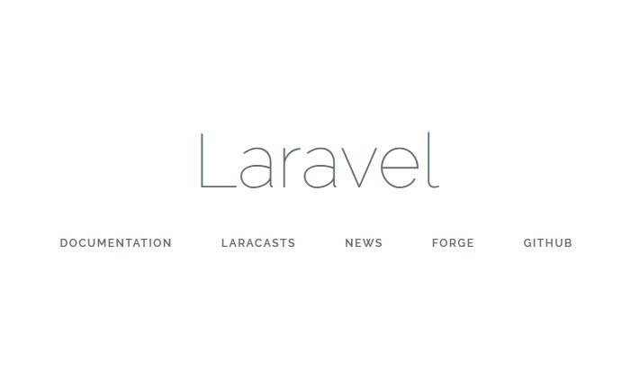 laravel index